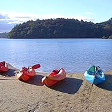 Wenderholm Beach Kayak Hire
